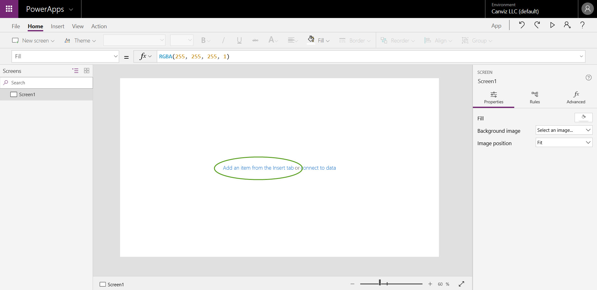 Hands-on: Use PowerApps to create your own security camera